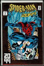 Spider-Man 2099 #1 (Nov 1992) Origin Red Foil - Combine Shipping