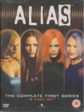 ALIAS - Series 1. Jennifer Garner, Ron Rifkin, Bradley Cooper (6xDVD BOX SET 03)