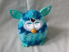 2012 Hasbro Furby Boom Teal and Blue Interactive Toy