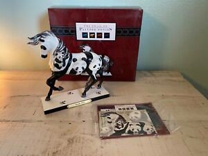 Trail of Painted Ponies Panda Paws 1E/1012 RARE! MIB W/Box/Tag