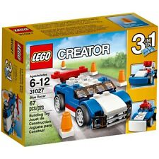 31027 Lego Creator Blue Racer