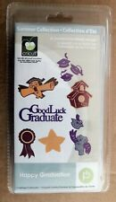 Cricut Happy Graduation Cartridge - First edition Free Expedited Shipping