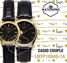 Casio Couple Watch LTP1094Q-1A MTP1094Q-1A