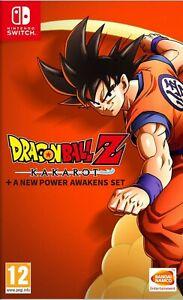 SWITCH Dragon Ball Z Kakarot