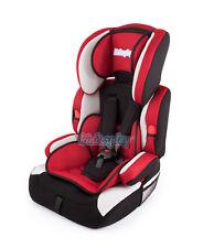 Kinderautositz Autokindersitz 9-36kg Autositz Kindersitz Gruppe 1 2 3 ROT KP0031