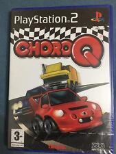 Choro Q NEW SEALED PAL UK Version PS2 PS3 (60gb)