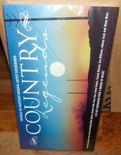 COUNTRY LEGENDS Digitally Remastered 4 CD Set 72 Classic