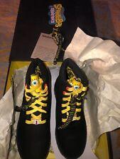 TB 0A22MT-001 Youth Timberland x SpongeBob 6 Inch Boots Black Nubuck Jr Sz 4.5y