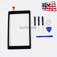 "NEW Touch Screen Glass Digitizer for 8""Nextbook Ares NXA8QC116B With Frame"