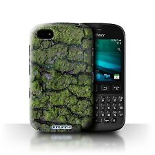 STUFF4 Phone Case for Blackberry Smartphone/Tree Bark/Protective Cover