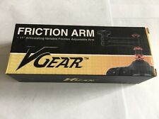 VGear 11 inch Articulating Adjustable Friction Arm for Cameras and Video