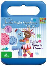 In the Night Garden: Let's Sing and Dance [Region 4] - DVD - New