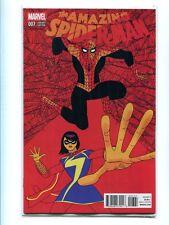 Amazing Spiderman 7 NM (2014) 1:25 Variant CBX37