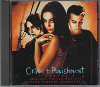 Crime + And Punishment In Suburbia Film Soundtrack CD NEW Frank Black FASTPOST
