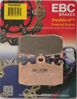 NEW EBC Sintered HH Front Brake Pads  2006-2011 BMW R1200GS Adventure BOTH SIDES