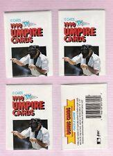 1990 TM Sports Upmire Card 4 Unopened Packs RARE