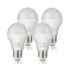 Tento LED 12 Volt Bulbs 10W A19 12-Volt Low Voltage Bulb 60-watt 75-Wall 100w...