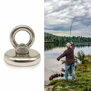 Sturdy Magnetic Hook Super Strong Search Magnet Fishing Hook Magnets U2