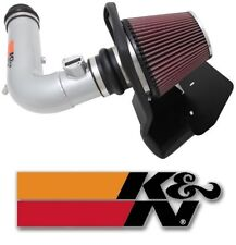 K&N 77 Series Silver Air Intake System fits 2011-2017 Ford Explorer 3.5L V6
