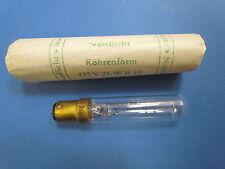 Nordlicht Bombilla B15d 25W claro Lámpara tubo