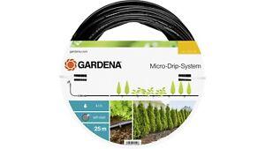 """Gardena Erweiterung Tropfrohr 13131-20 oberirdisch 13mm (1/2"""")  länge 25 m"""