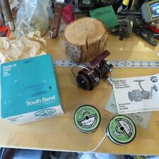 New listing South Bend 740 fishing reel made in Japan (lot#11583)