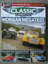 Classic & Sportscar November 2017 Morgan Aeromax Super Sports Plus 4 8 Aero Elan