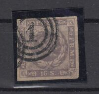 DH8195/ DENMARK – MI # 6 USED – CV 245 $