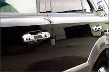 Chrome Door Handle Cover Trim Set Exterior Tuning For Kia Sorento '03-'09