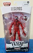 Marvel Legends Series Venom CARNAGE NO VENOMPOOL BAF Hasbro 6 Inch