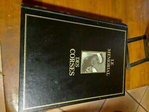 livre le mémorial des corses tome 5