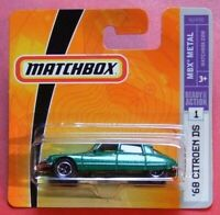 MATCHBOX 2008    ´68 CITROEN DS   N2498   NEU&OVP