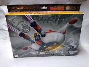 Die-cast Metal Action Figure Metaltech UFO Robot Grendizer new in box