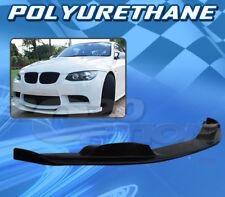 FOR BMW E90 E92 M3 08-13 T-H STYLE FRONT BUMPER LIP KIT BODY POLYURETHANE PU