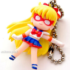 SAILOR V SAILOR MOON 20th Anniversary Mimi Figure with Key Chain Licensed BANDAI