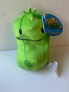 Cats vs Pickles 4-inch Beanbag Soft Plush Toy #78 Junior Pickle