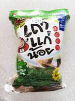 TAO KAE NOI Fried Crispy Japanese Seaweed Snacks Round chips Classic Flavour 12g