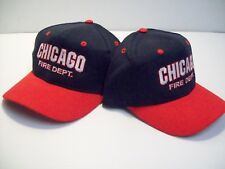 "Chicago Fire Department ""Captain Mike"" Cap"