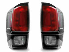 FITS TOYOTA TACOMA 2016-2019 TRD PRO TAILLIGHTS TAIL LIGHTS REAR LAMPS PAIR