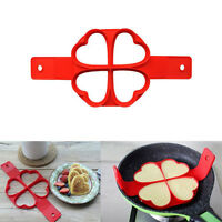 Non Stick Flipping Pancake Maker Silicone Mold Food Safe Perfect Breakfast