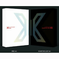 X1 Soaring : Quantum Leap CD+Postcard+AR Photocard+Poster+Tracking no