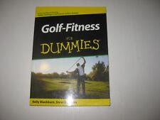 Golf-Fitness für Dummies von Kelly Blackburn .. 1. Aufl. 2004