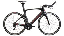 2019 Fuji Norcom Straight 1.3 Triathlon/TT 53cm Carbon Shimano Ultegra Di2