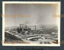OLD CHINESE PHOTOGRAPH HANYANG IRON WORKS WUHAN CHINA VINTAGE C.1910