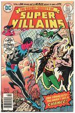 Secret Society Of Super-Villains 5 DC 1977 FN VF Hawkman Green Lantern