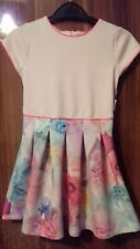 Little girls dress from Ted baker, age 4-5years