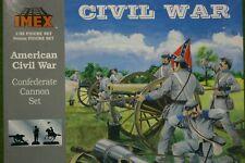 Imex 1/32 American Civil War Confederate Cannon Set