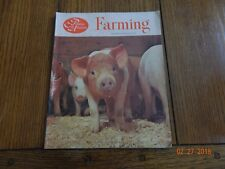 FARMING MAGAZINE 1973 PRODUCTION CREDIT ASSOCIATION-PCA