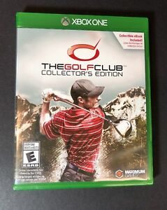 The Golf Club [ Collector's Edition ] (XBOX ONE) USED