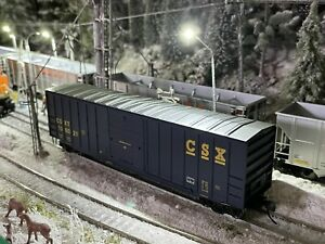 Atlas HO #921 CSX 50' Box Car #136021